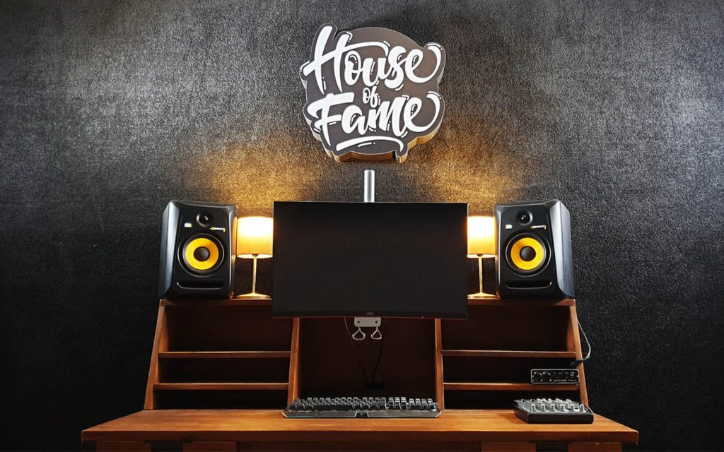 house of fame producer school studio